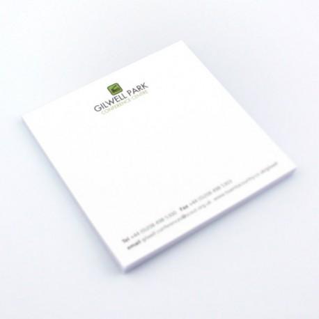 Bloc de notas adhesivas (post-it) personalizado