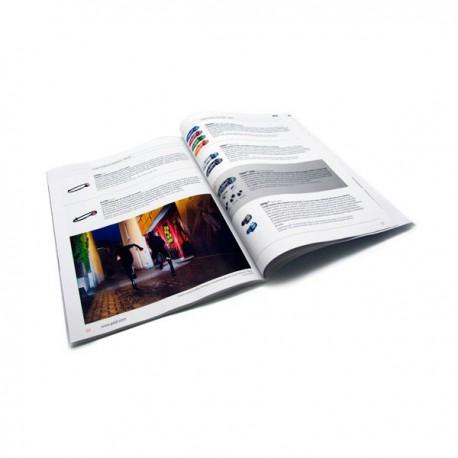 Catálogos/revistas sin cubierta