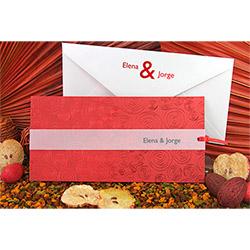 Invitación boda ref. 100.663